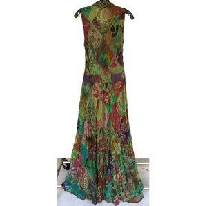 Dresses - Boho Maxi Dress